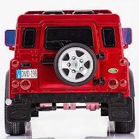 Mobil Mainan Aki Land Rover Defender Jeep