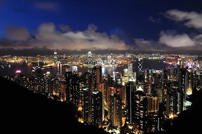 Victoria Peak - 6D5N Hongkong Shenzen Macau