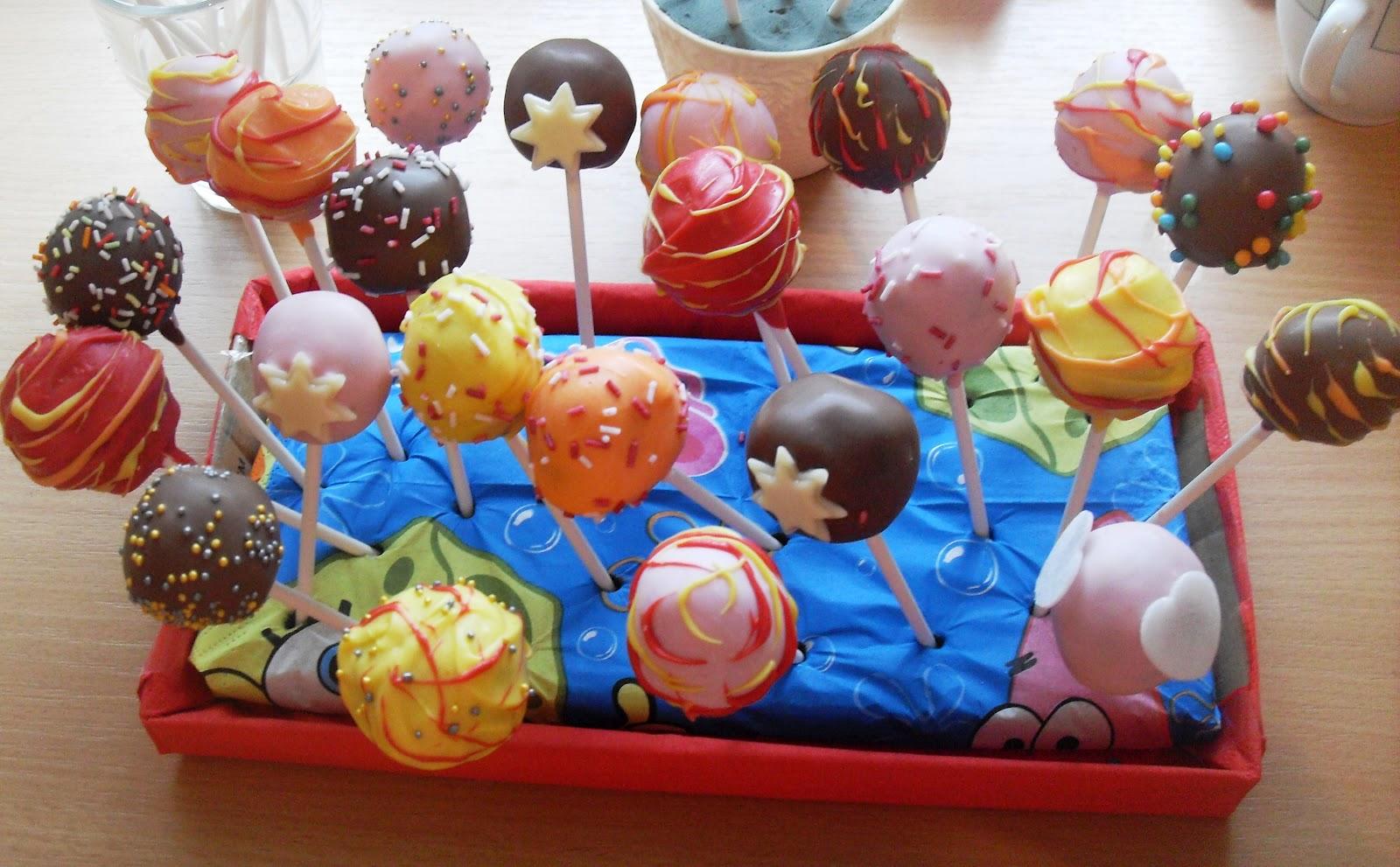Cake Pops Ohne Backen Mit Frischkse Cakepops Grundrezept