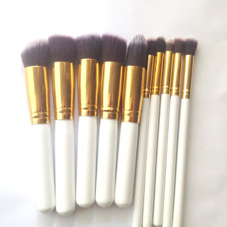 Born Pretty Store 10-piece Brush Set