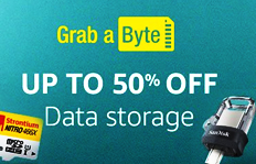 Buy  Pen Drives, Hard Drives, Memory Cards Online Shopping India