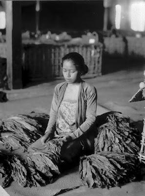 Sejarah Perkembangan Industri Rokok di Jawa Tengah