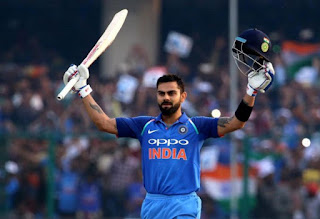 Spotlight : Virat Kohli Becomes Fastest Batsman To Score 9000 Odi Runs