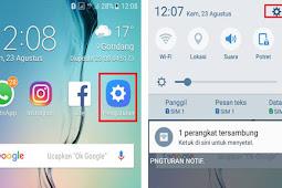 Cara Mereset Smartphone Android Merk Samsung Dengan Mudah