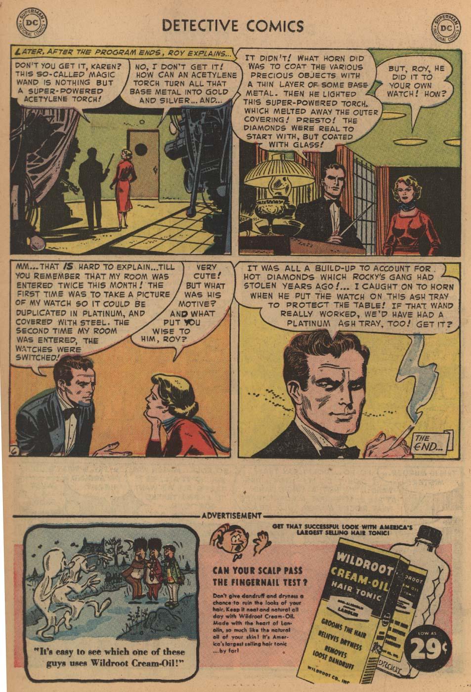 Detective Comics (1937) 195 Page 21
