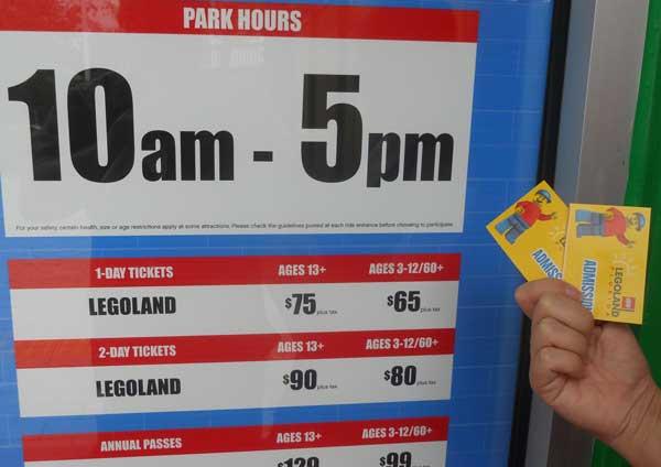 Florida On A Budget: Free Tickets To LegoLand- No Kidding!