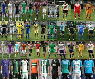 Kits Liga Argentina 2016 Pes 2013