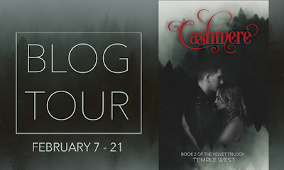 Cashmere Blog Tour banner