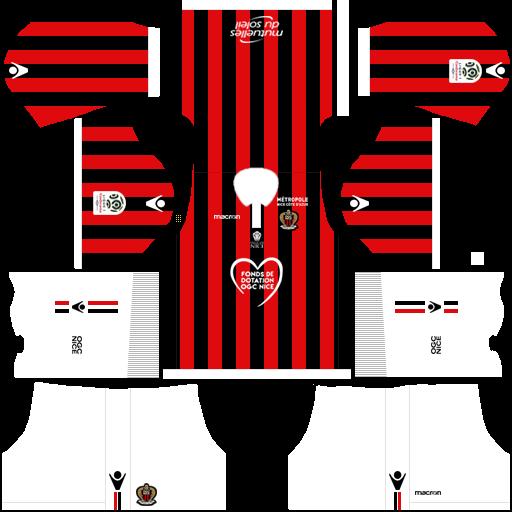 3a94319452c kit wydad casablanca dls18 third uniforme