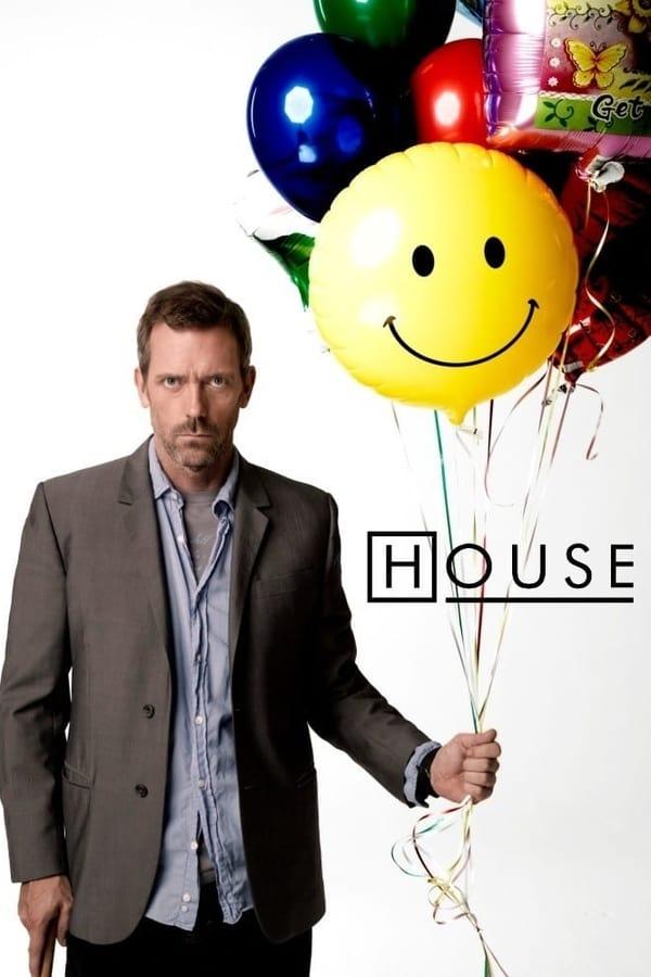 Descargar Dr. House (House M.D.) Latino HD Serie Completa por MEGA