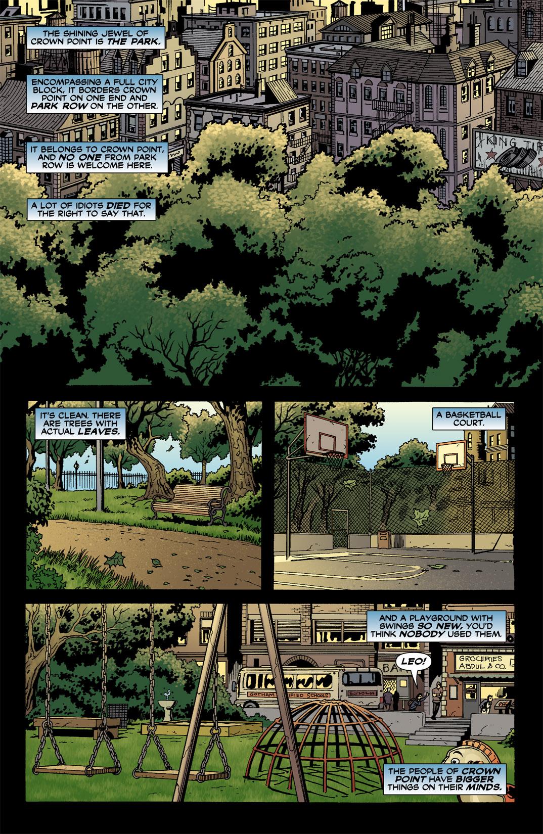 Detective Comics (1937) 807 Page 11