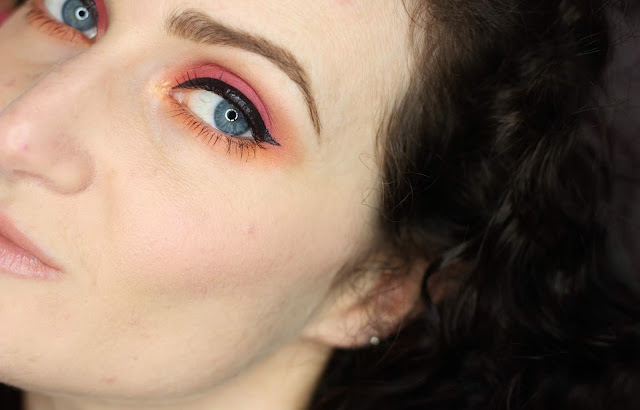 maquillae-rose-et-orange