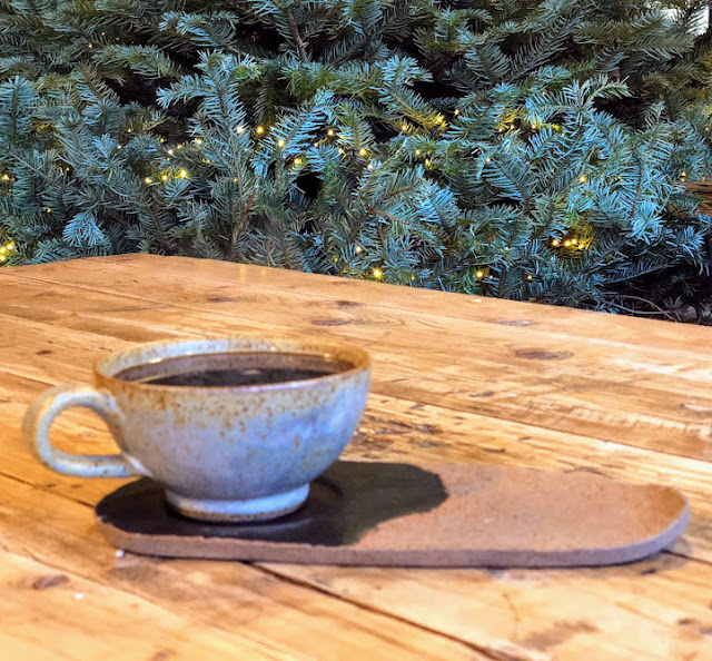 A Grown-Up Festive Weekend in Ouseburn - coffee at Kiln