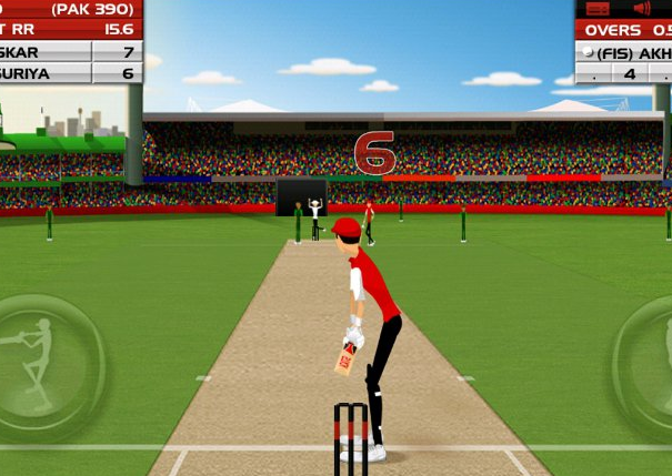 Play stick cricket 2. 6. 2 on your pc youtube.