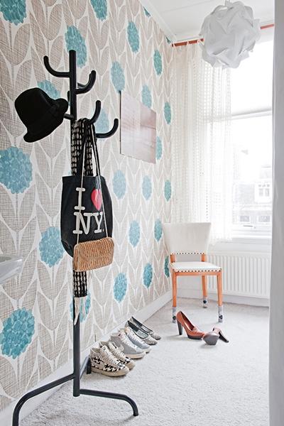 decoração de parede