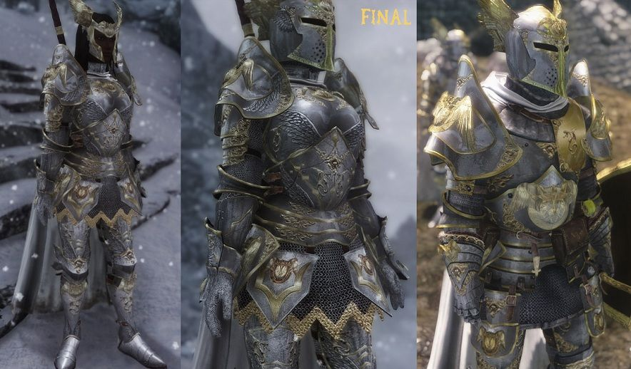 Lost paladins of the divines wrath armor eskyrim lost paladins of the divines wrath armor publicscrutiny Gallery