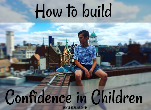 children, confidence, confidence training