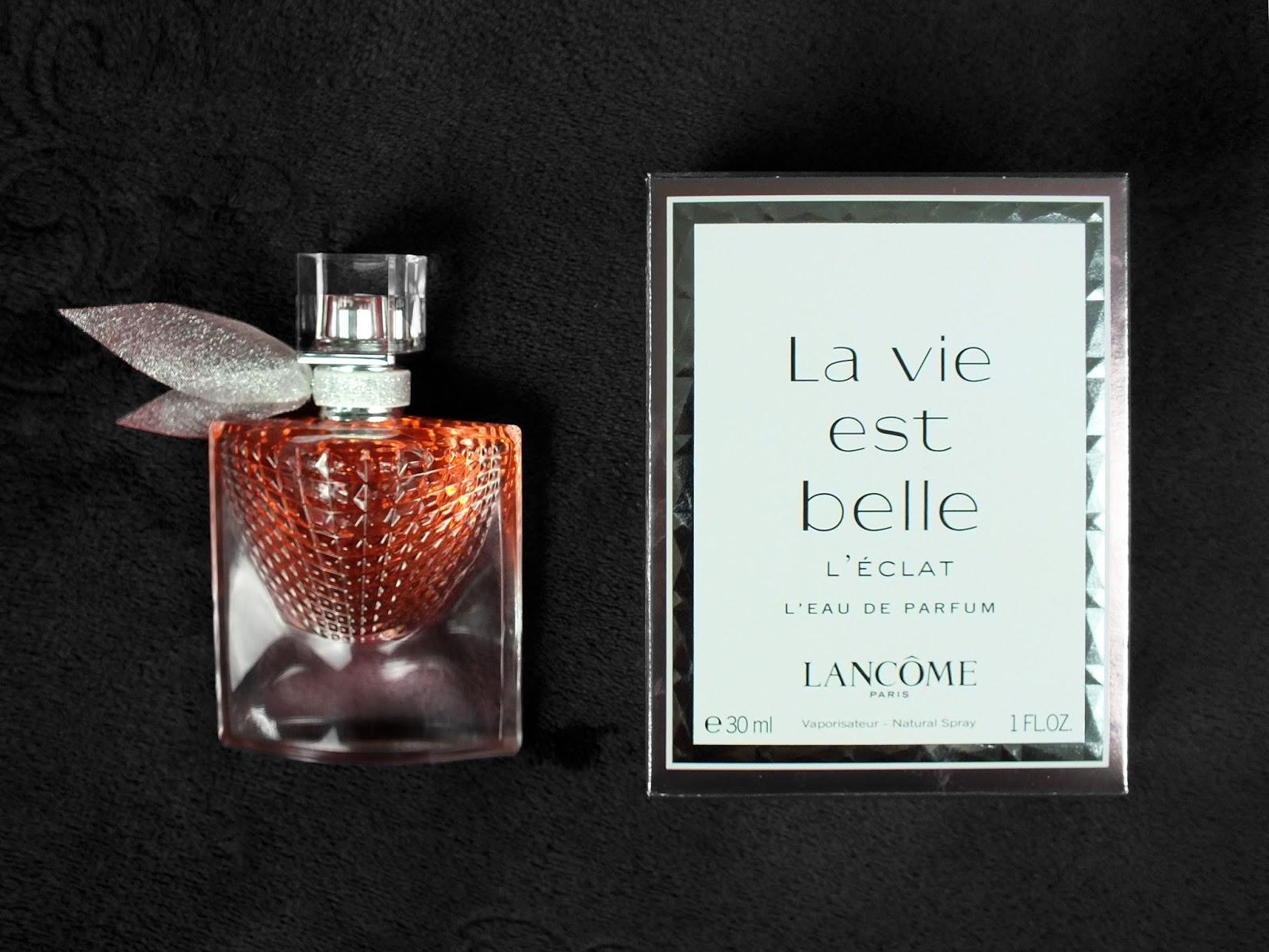 fashion love review lanc me la vie est belle l 39 clat. Black Bedroom Furniture Sets. Home Design Ideas