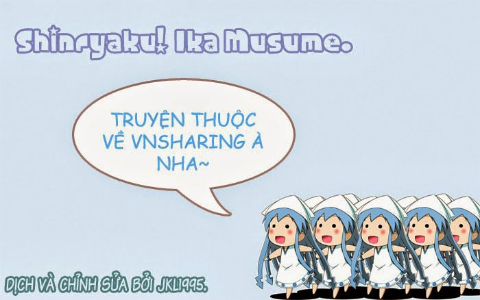 Shinryaku! Ika Musume Chap 221 - Truyen.Chap.VN
