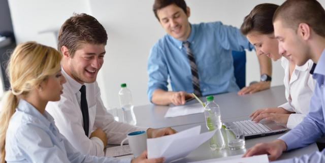 Meningkatkan Semangat Kerja Karyawan