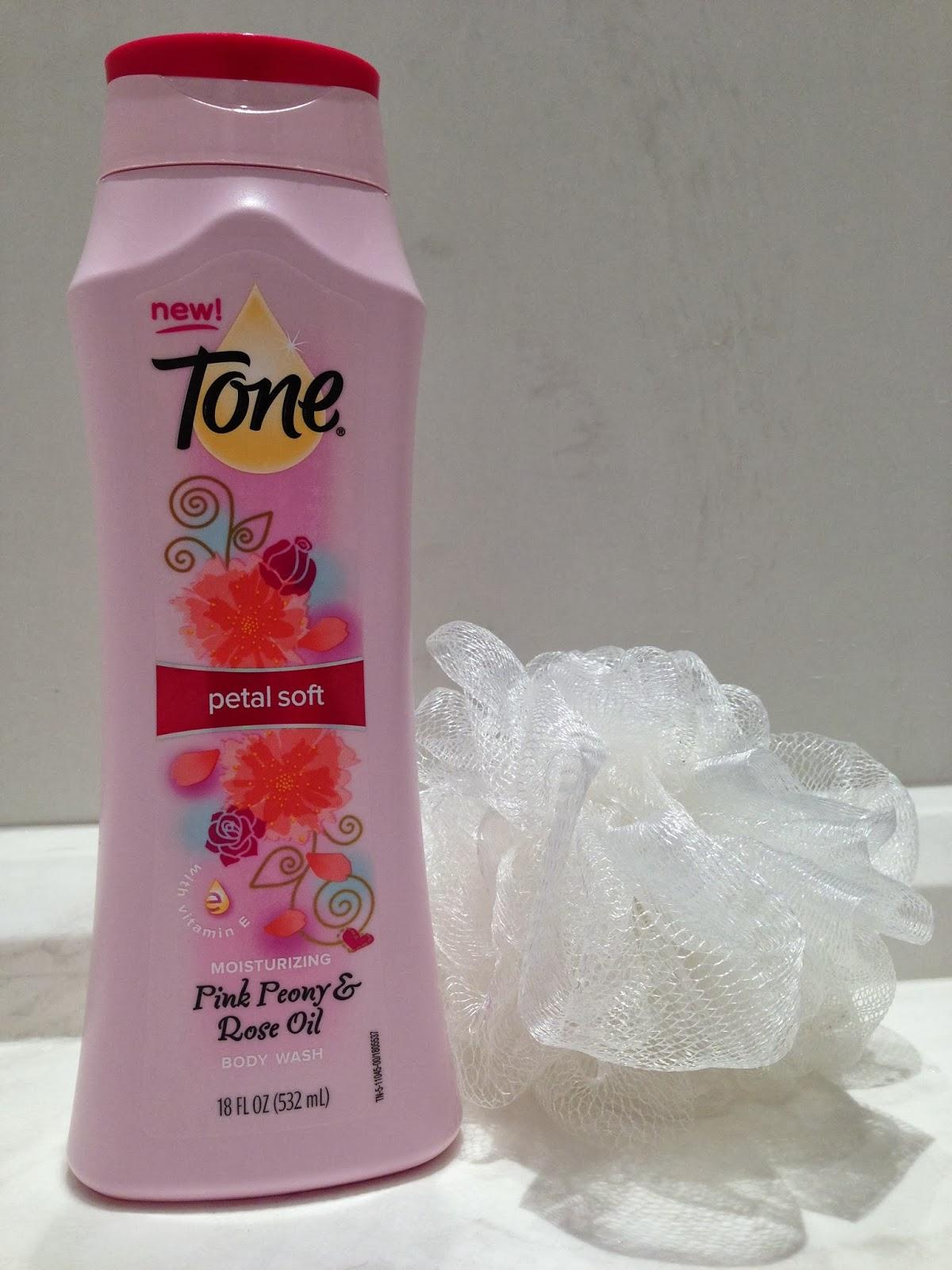 Tone Petal Soft Bath and Body Wash Review - Won Over! | SAHM