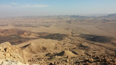Negev Desert, Southern Israel