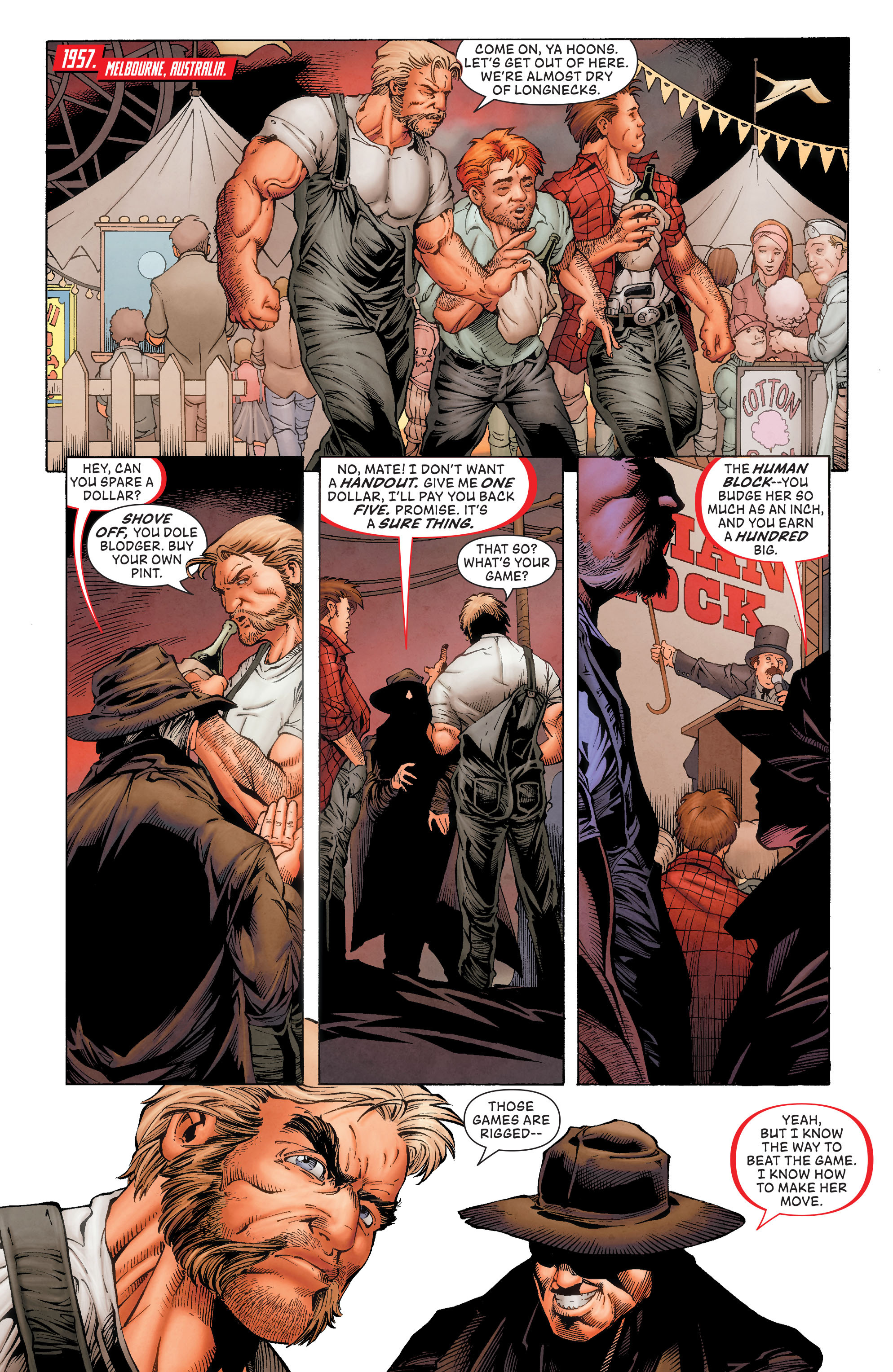 Read online The Flash (2011) comic -  Issue # Annual 4 - 34