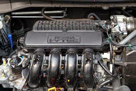 Cỗ máy i-VTEC trên City