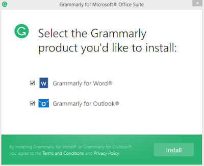 Grammarly Microsoft Word