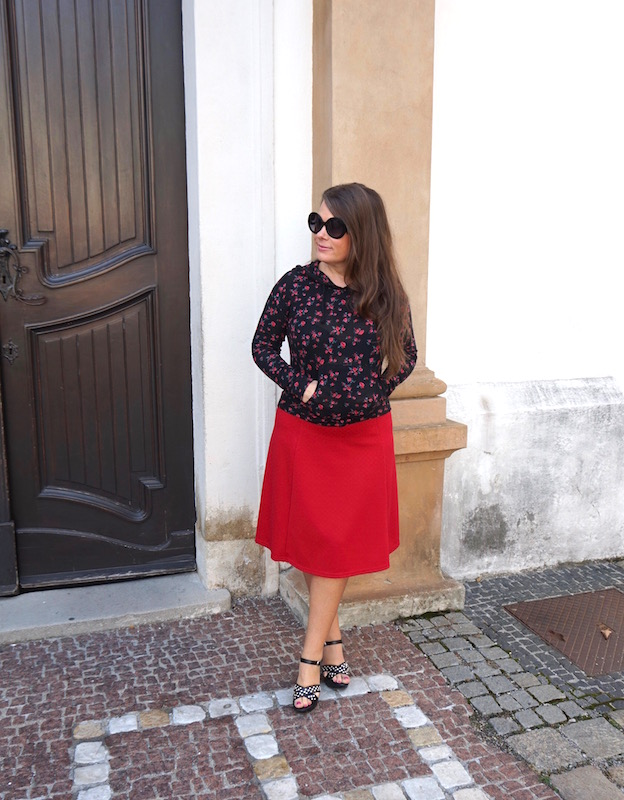 Kritik Mit Stil Oder Die Schonste Farbe Im Kleiderschrank Fashion