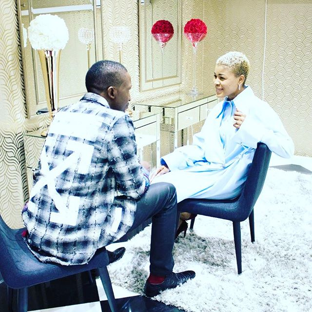 """""""If your other half has hands why go to a masseuse and be touched by another? -Prophet Uebert Angel says"""