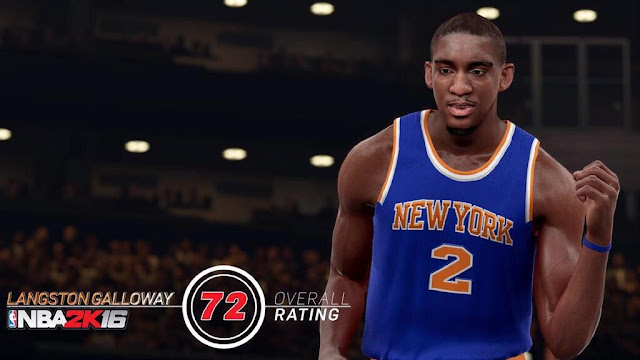 Langston Galloway 2K16