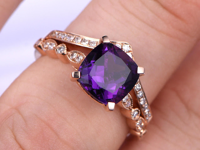 https://www.bbbgem.com/art-deco-solitaire-amethyst-wedding-ring-set-rose-gold-mile-ring3610/