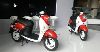 Yamaha Tidak  Buru-Buru Boyong Motor Listriknya Ke Indonesia