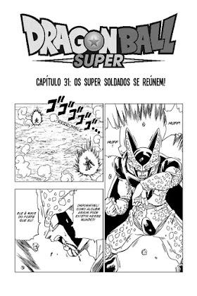 Dragon Ball Super Mangá 32