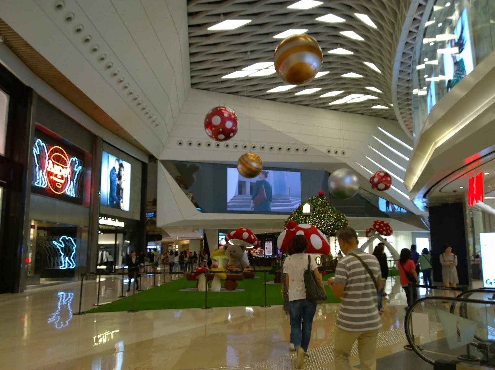 Lydia's Blog: YOHO Mall