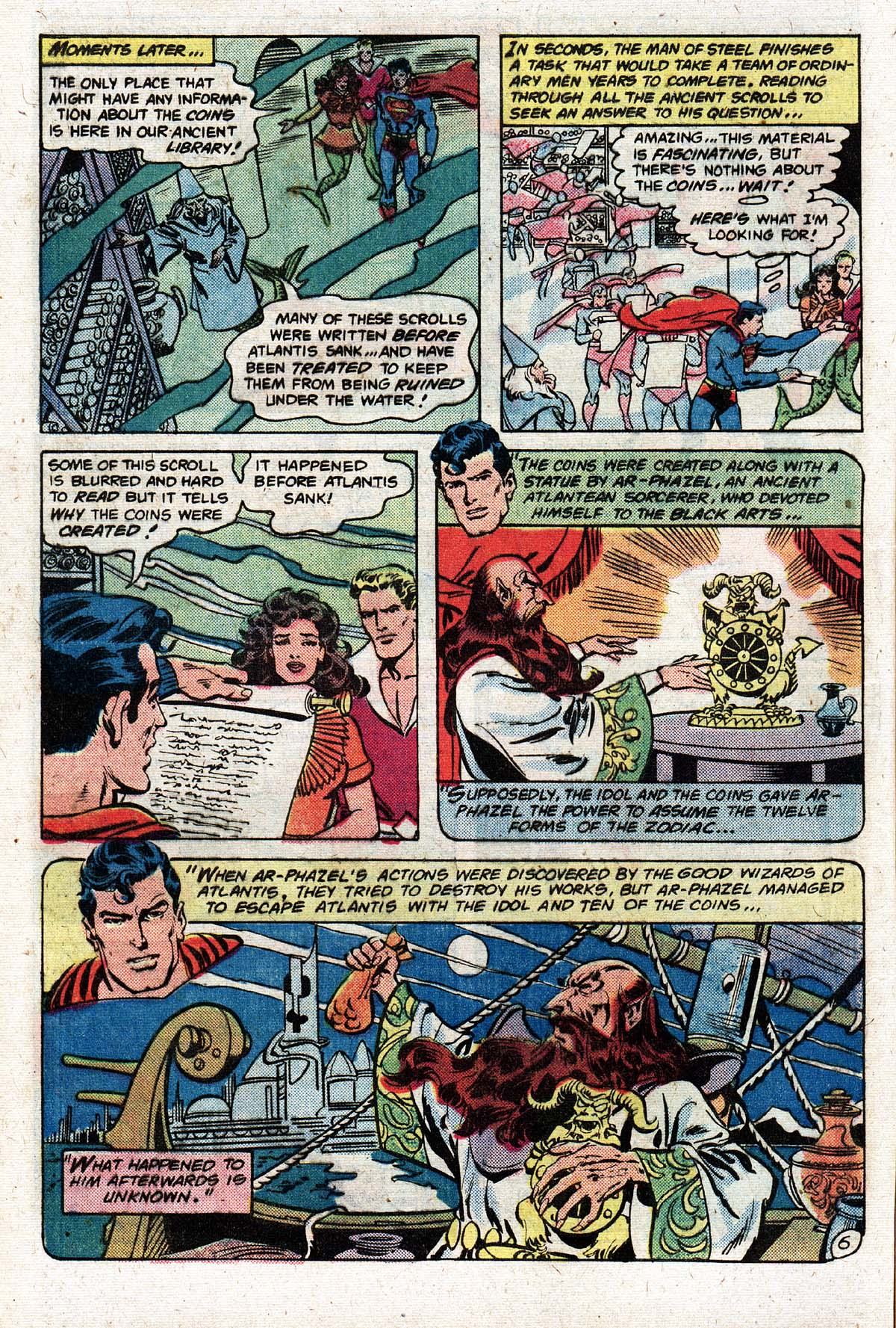 Read online World's Finest Comics comic -  Issue #268 - 8