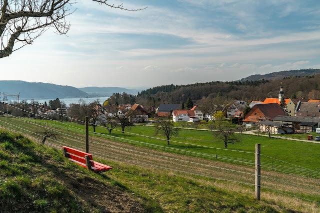 Riedwiesen und Steiluferlandschaften am Überlinger See Etappe 4: Von Sipplingen durch die Steiluferlandschaft nach Überlingen | Wandern Bodensee 10