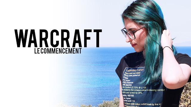 Je suis allée voir : Warcraft, le commencement