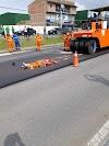 Cenas fortes: Trabalhador é esmagado por trator na Estrada da Ribeira em Colombo