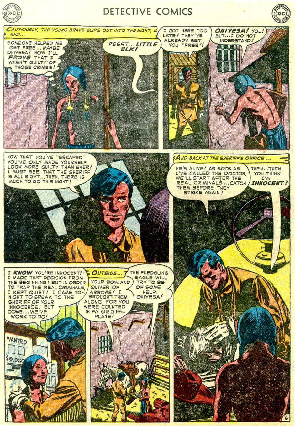 Read online Detective Comics (1937) comic -  Issue #179 - 38