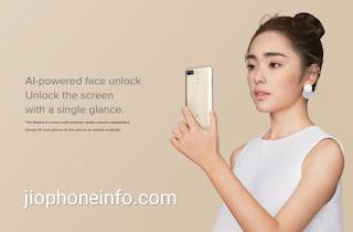 Redmi 6 Face Unlock