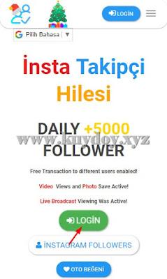 menambah follower gratis instagram terbaru