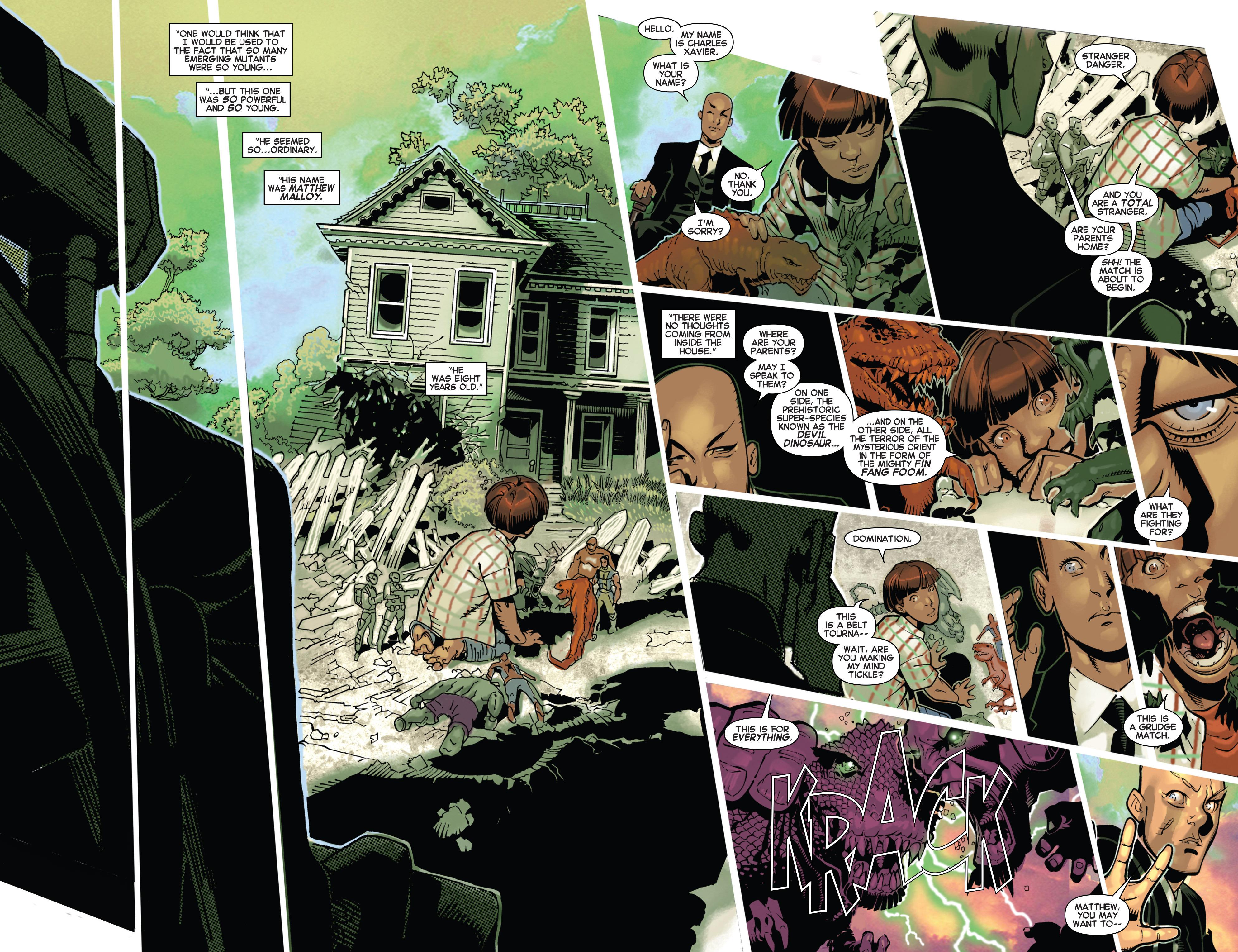 Read online Uncanny X-Men (2013) comic -  Issue #25 - 4