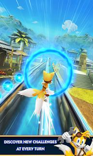 Sonic Dash 2: Sonic Boom v1.7.9