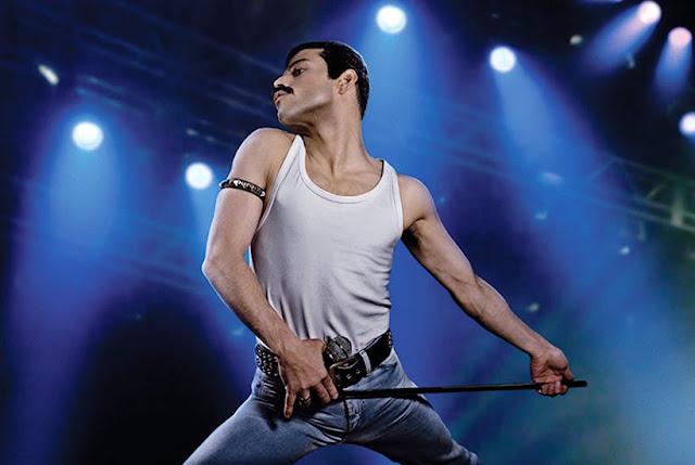 Rami Malek es Freddie Mercury en 'Bohemian Rhapsody'