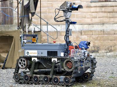 Robot Perang Indonesia
