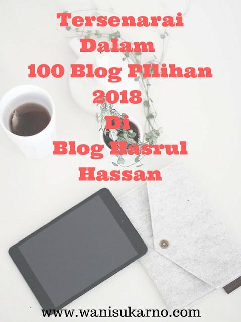 100 blog pilihan 2018