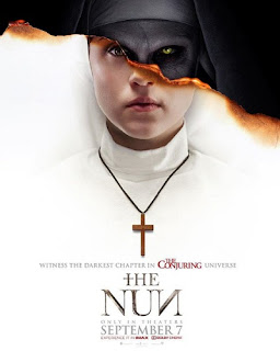 latest update of the nun movie synopsis and official trailer 2018