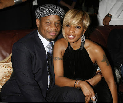 Mary J's estranged husband asks for spousal support & lawyer fees